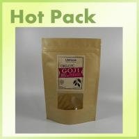 Wholesale Kraft paper bag for snack dried fruit from china suppliers