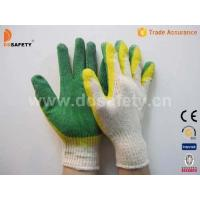 China Knitted with latex glove-DKL318 wholesale