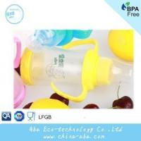 OEM glass baby bottle products in China