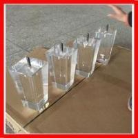 Wholesale 15 years factory direct sell acrylic furniture leg best selling from china suppliers