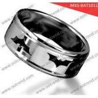 Wholesale Pretty Brushed domend men stainless steel rings from china suppliers