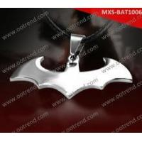 Wholesale shiny polished batmen and nightwing stainless steel pendant from china suppliers