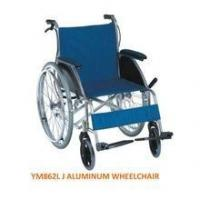 Wholesale Handicap hand brake aluminum lightweight manual wheelchair from china suppliers