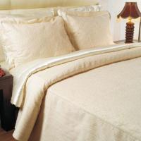 Wholesale microfiber bedspread and pillowcase from china suppliers