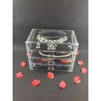 Wholesale Acrylic organizer Acrylic 4 Drawers Organzier Box from china suppliers