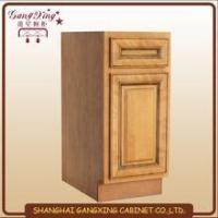 Wholesale American natrual finish glaze maple cabinet from china suppliers