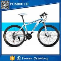 Chinese powercreating brand bicycle 24-inch disc brakes mountain bike