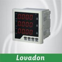 Wholesale LCD Digital Ammeters Ampere Meter Three Phase Electric Meter from china suppliers