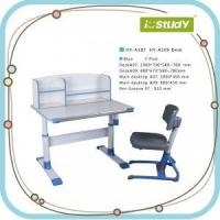 Wholesale Kids Study Table Height Adjustable Desk from china suppliers