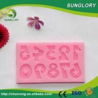 Wholesale Cheap high quality custom yiwu Silicone chocolate mold 3d candy Silicone chocolate mold from china suppliers