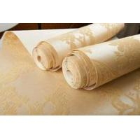 Wholesale Luxury velvet flocked 3d wallpapers of made in China from china suppliers