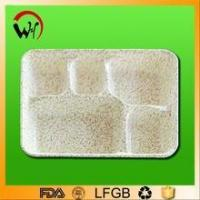 Wholesale Hot Sales biodegradable disposable microwave lunch box from china suppliers