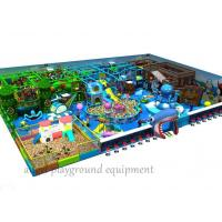 Wholesale Pirate Ship playground equipment Model:B1602 from china suppliers