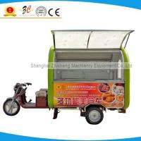 Wholesale China supply Cheap onion ring vending mobile food van/tricycle for sale from china suppliers