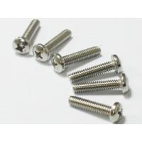 Wholesale Machine Screws SLOTTED PAN HEAD MACHINE SCREWS from china suppliers