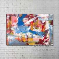Wholesale New Arrival Wholesale Handmade Modern Art Abstract Painting from china suppliers