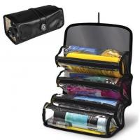 Wholesale roll up hanging bathroom organizer from china suppliers
