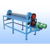 Wholesale waste paper pulping equipment waste book edge cutter from china suppliers
