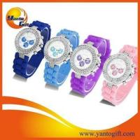 Wholesale 2015 Custom Fashion silicone watch from china suppliers