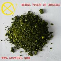 Basic MethylViolet2B Crystals / Powder C.I.BasicViolet1