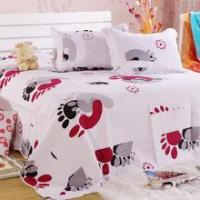 Wholesale MYQJ-016 100% Cotton Baby Home Bedding Set WholeSale Made In China from china suppliers