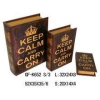 Book Box classical printing gift book box