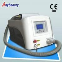 Q switched nd yag laser eyebrow embroidery removal machine