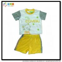 Wholesale newborn baby summer clothes set from china suppliers
