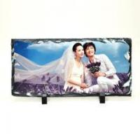 Wholesale Rock Photo Sublimation Photo Slate - Small Rectangle from china suppliers