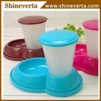 Wholesale China plastic anti slip pet bowls from china suppliers