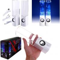 Wholesale New USB LED Light Dancing Water Show Speaker Music for PC Laptop from china suppliers