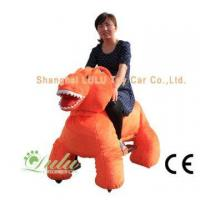 Wholesale dinosaur walking animals car from china suppliers