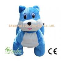 Wholesale Ride Walking Animal blue-cat from china suppliers