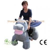 Wholesale hippo walking animals car from china suppliers