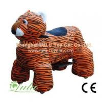 Wholesale tiger walking animal rides from china suppliers