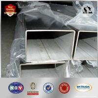 Stainless Plate Rectangular Hollow Section 16