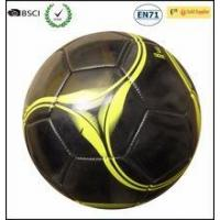 Wholesale size 3 classical black soccer ball football,PVC ball from china suppliers