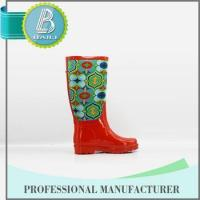 Wholesale China supplier 10 Years experience 100% Natural Rubber men rain boots from china suppliers