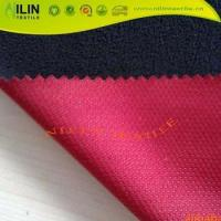 Wholesale Mesh bonded fleece Breathable softshell jackets fabric from china suppliers