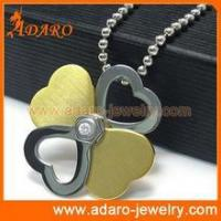 Wholesale 316L stainless steel charm pendant for men and women from china suppliers