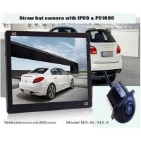 Wholesale Factory supplys directly straw hat front camera,reversing camera,backup camera for cars from china suppliers