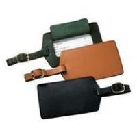 Wholesale Bags Genuine Leather Luggage Tag from china suppliers