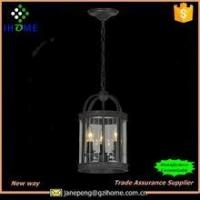 Wholesale Classic Bird Cage Pendant Light Antique Industrial Iron Pendant Lamp from china suppliers