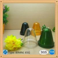 Wholesale 89mm 65g PET plastic preform bottle jar container low price from china suppliers
