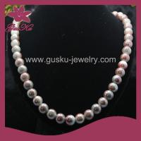 Wholesale Gus-Tmn-079Fashion Quality Bead Necklace Costume Jewelry from china suppliers