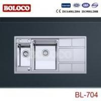 Wholesale high quality kitchen sink BL-704 from china suppliers