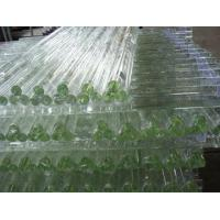 High borosilicate glass rod