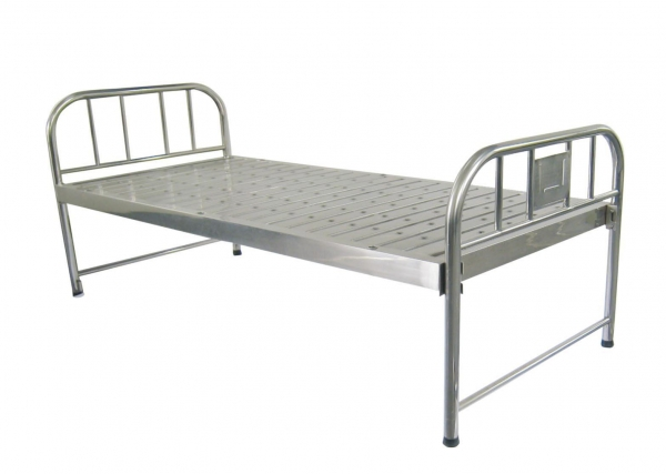 Manual Hospital Bed Simple Stainless Steel Hospital Bed Sk Manual Guide