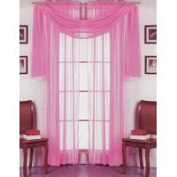 Wholesale Voile Window Curtain Panel from china suppliers