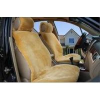 Wholesale affordable fake sheepskin car seat cover from china suppliers